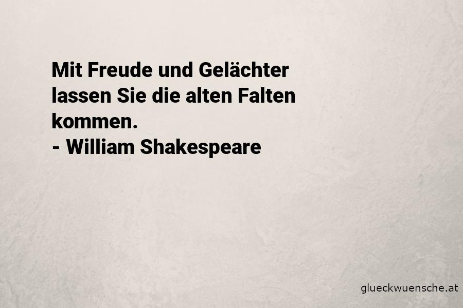 william shakespeare sprüche